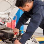 Car service - Mechanic
